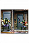 NECA - TMNT Cartoon Napoleon & Atilla Frog 2-Pack