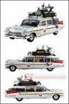 Hot Wheels - Elite Cult Classics 1:18 Scale - Ghostbusters II Ecto-1A
