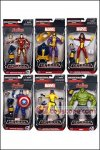 Hasbro - Avengers Marvel Legends Infinite Series 2 (Thanos Series) - Set of 6