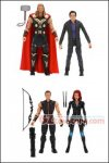 Hasbro - Marvel Legends Avengers Series Age of Ultron 4-Pack Exclusive