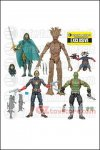 Hasbro - Guardians of the Galaxy Marvel Legends 5-pack EE Exclusive