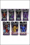 Hasbro - Guardians of the Galaxy vol.2 Marvel Legend Series 2 (Mantis Series) - Set of 7